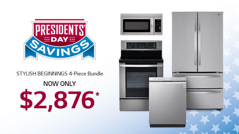 STYLISH BEGINNINGS 4-Piece Bundle Now Only $2,876